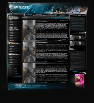 GB-Gaming Clanlayout by rivadaice