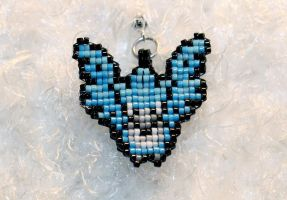 Articuno Earring by purpleyoshi1