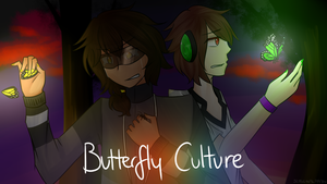 P!Skylox | Butterfly Culture by crowmulent