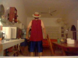 Me being Monkey D. Luffy by BlackStarPavel
