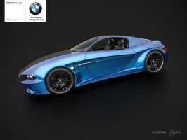 BMW ZR Coupe 3 by LucianP