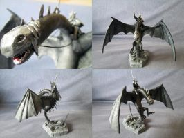 Nazgul The Lord of the Rings: Witch-king of Ang by SmilePS
