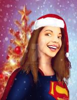 Super girl Holiday by Rene-L
