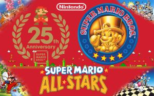 Happy Anniversary, Super Mario by I-2