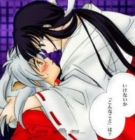 Come with me...- Inugami Scan by MikoKikyou105