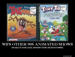Parody Motivator: WBs' Other 90s Animated Shows by SilverZeo