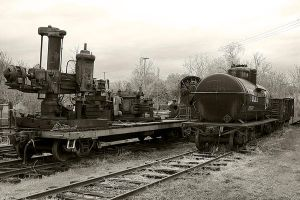 Detroit and Mackinac Tank car by S-H-Photography