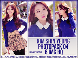Kim Shin Yeong (ULZZANG GIRL) - PHOTOPACK#04 by JeffvinyTwilight