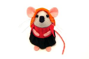 Amy Pond Mouse by The-House-of-Mouse