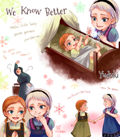 We Know Better by Yudukichi