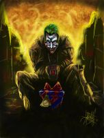 Joker by postaldude666