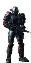Another A1K4 SPARTAN by COD-Halo