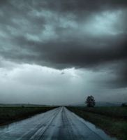 Stormy ride 1 by FrantisekSpurny