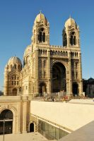 Marseille Cathedral 1 by wildplaces