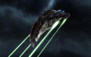 Absolution Command Ship by CapnAhab
