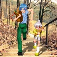 Cowe Men by Hirokibell