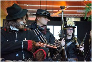 Steampunks Utopiales 2012 by MissUmlaut
