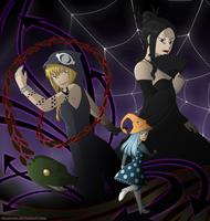 Witches by RitaRaven
