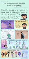 Guide to Teleporting 3: Teleportation Sickness by MissLunaRose