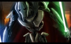 Grevious painting by RadulfGreyhammer