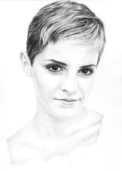 Emma Charlotte Duerre Watson by Ventainen