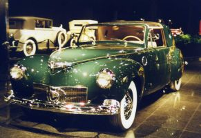 1941 Lincoln Continental 1 by Skoshi8
