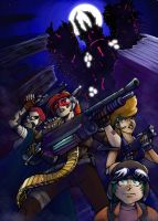 Gals Night Out by botmaster2005