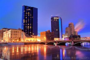 Grand Rapids HDR by golfiscool