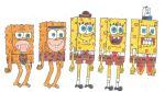 Evolution of The Sponge by Trulycoolarts975