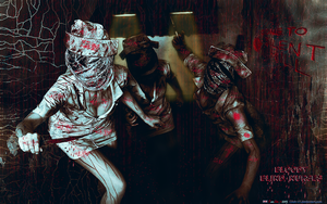 SILENT HILL: BLIND BLOODY NURSES by CSuk-1T