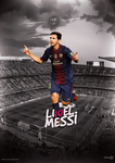 Messi li10el by OguzMilcaN