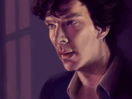 First Date: Sherlock by ImperfectSoul