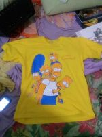 My Simpsons T-shirt by SuperMarcosLucky96