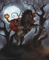 Legend of Sleepy Hollow by jasonjuta