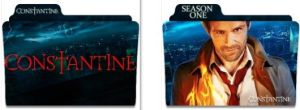 Constantine Folder Icons by nellanel