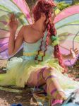 Aisha/Layla (WinX Club) Harmonix Transformation by Fangx3