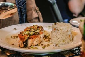 Fish with Rice by KalixHavok