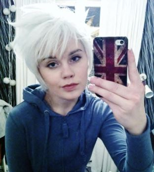 Jack Frost Cosplay WIP by Mirish