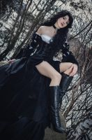 The Witcher - Yennefer of Vengerberg by GreatQueenLina