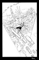 Fall guy by Wes-StClaire