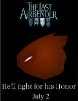 The Last Airbender poster II by MissionCo