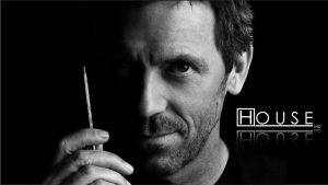 House M.D. Wallpaper by ValencyGraphics