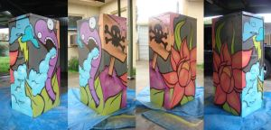 Filing Cabinet by BazookaJuice