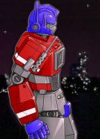 G1 OPtimus Prime 1 by J-666