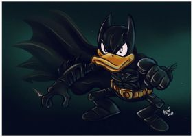 Duck Knight Rises | Fan Art by Yulian-Ardhi