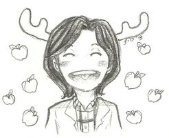 My Moose by guardian-angel15