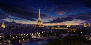 Paris by donjapy2011