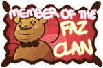FAZ CLAN BADGE by AskTheFazzo