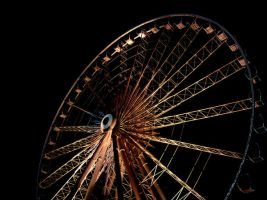 Wheel pt. II by crashingcars