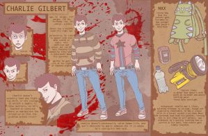 charlie gilbert reference by socke-scheusal